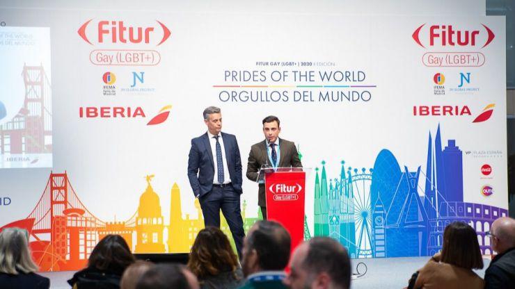 FITUR Gay premia a Argentina por su contribución y apuesta por el turismo LGBT