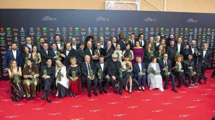 3,6 millones (26%) vieron la gala de los Goya en La 1