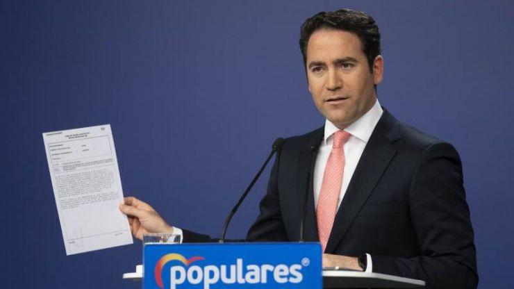 Quien preside este Gobierno 'no es Pedro Sánchez'