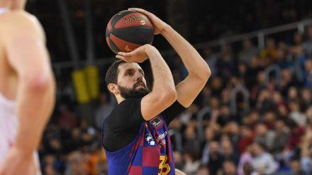 Nikola Mirotic, MVP Movistar del mes de enero