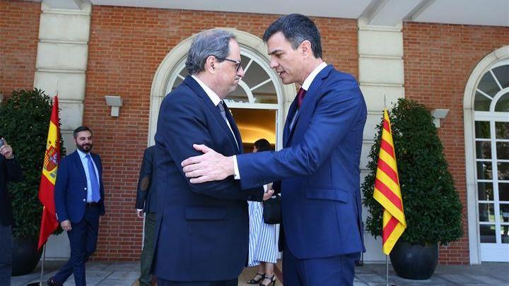 Tensiones centro periferia: Catalunya vs. Estado