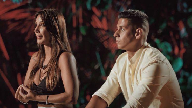 'La isla de las tentaciones' marca máximo histórico con el reencuentro de Fani y Christofer