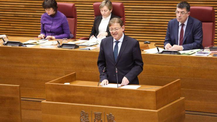 Puig anuncia que el Puerto de València aceptará las dos principales alegaciones a la ampliación norte