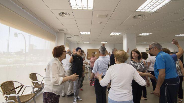 Castellón suspende temporalmente los talleres y actividades en los centros de personas mayores