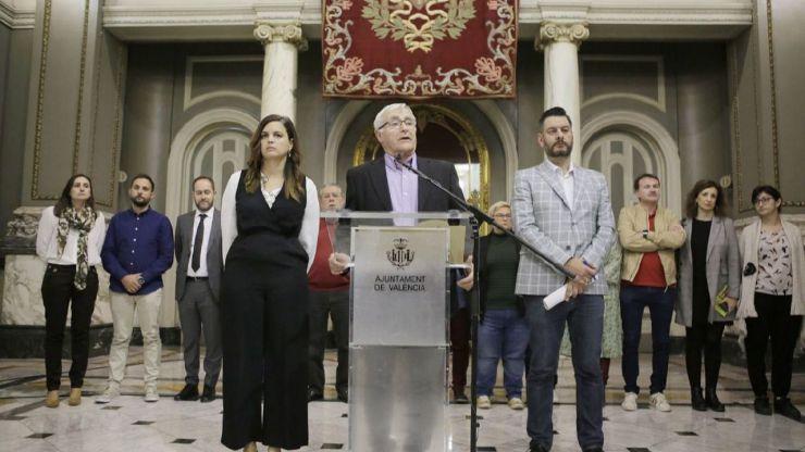 Ribó sobre el aplazamiento de las 'Fallas': 'La salud y la seguridad de la ciudadanía son lo que debe primar'