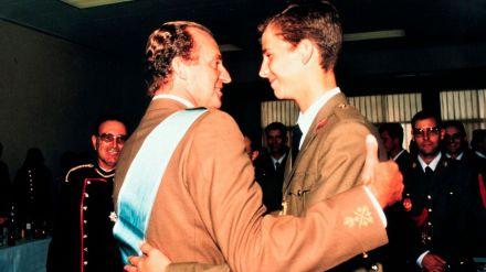 Felipe VI renuncia a la herencia de su padre y le retira la asignación