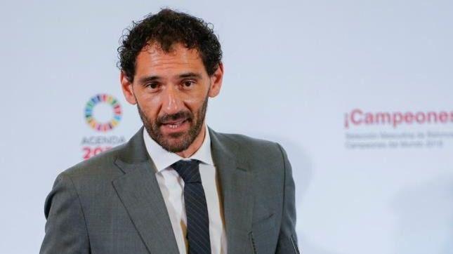 Jorge Garbajosa: 'Seamos responsables y ayudemos entre todos para poder salir cuanto antes de esta situación'