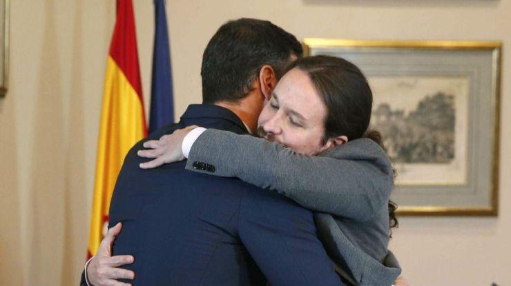 Simón intenta justificar la presencia de Sánchez e Iglesias en comparecencias públicas