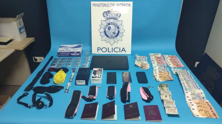 Tres mujeres, una de ellas menor, secuestradas y obligadas a ejercer la prostitución en Córdoba