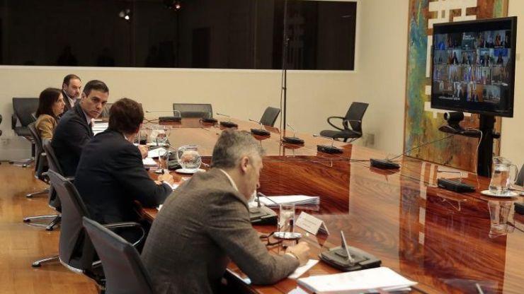 Sánchez anuncia la prórroga del estado de alarma durante otros 15 días