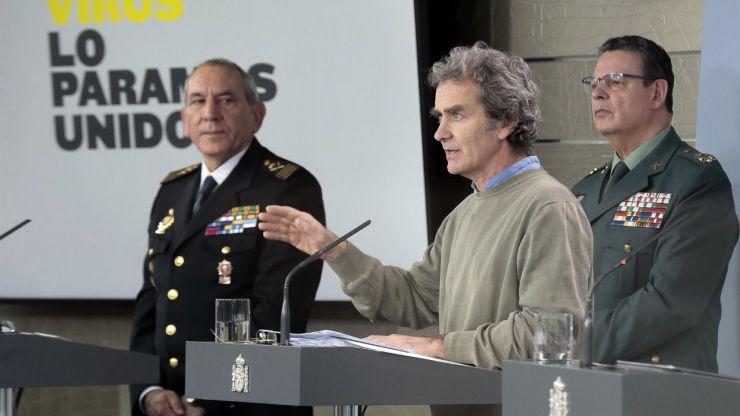 España registra 1.720 muertos por coronavirus y más de 28.500 infectados