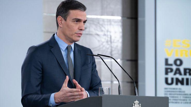 Sánchez paraliza España con medidas más duras para frenar el contagio del coronavirus