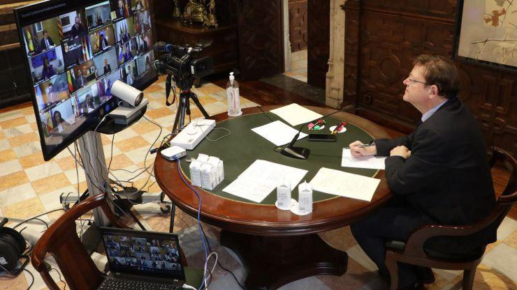 Puig reclama una 'flexibilidad exigente' compatible con las garantías para la salud de la ciudadanía