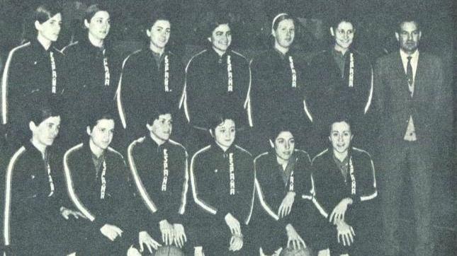 El primer partido oficial de la SEAF cumple 50 años