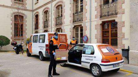 Castelló suspende temporalmente las obras públicas
