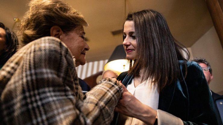 Inés Arrimadas: 'Nosotros luchamos porque no se pierdan más vidas y empleos'