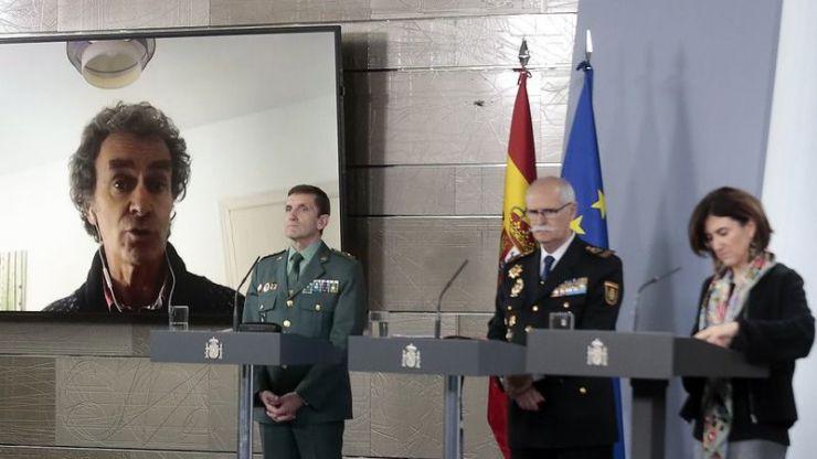España registra más de 10.000 muertes y 110.000 infectados por coronavirus