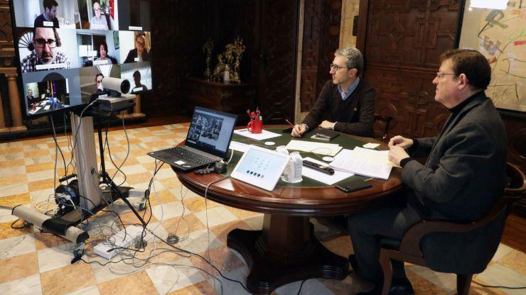 Puig destaca el 'gran acuerdo' con el sector turístico en la recuperación ante la crisis del COVID-19