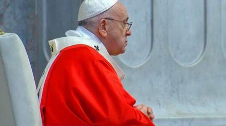 El Papa lamenta que sea