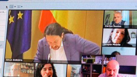 Acuerdo entre el Gobierno, sindicatos y ONG para un Ingreso Mínimo Vital Puente frente al Covid-19