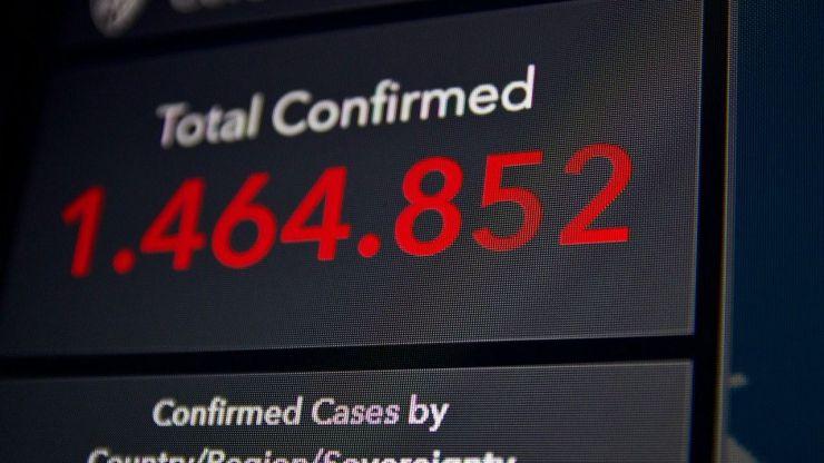 605 muertes por Covid-19 en las últimas 24 horas, la cifra más baja en 17 días