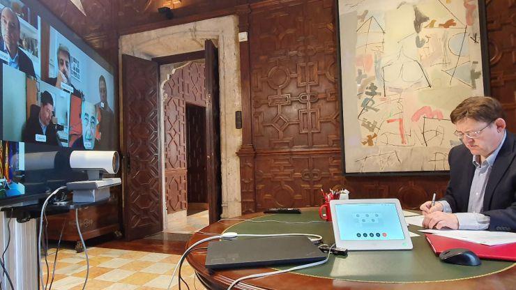 El Consell aprobará un decreto de ayudas para el sector turístico de la Comunitat Valenciana