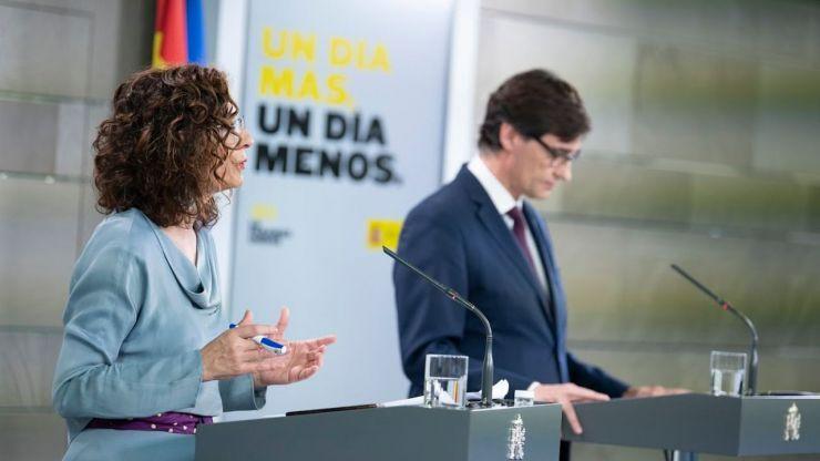 Sánchez iniciará su ronda de contactos con Casado para pulir 'un acuerdo para la reconstrucción económica y social de España'