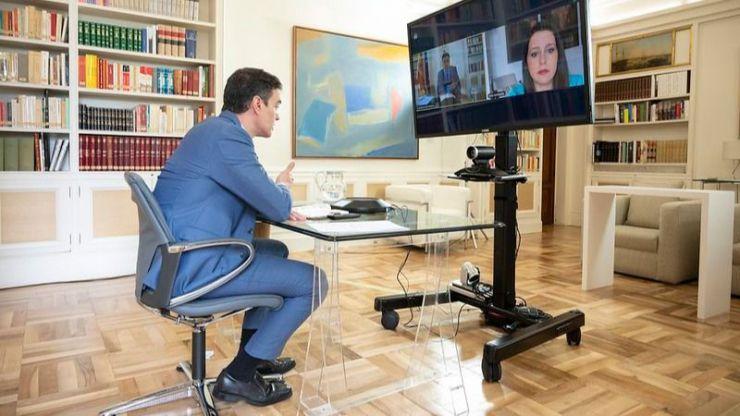 Sánchez recibe el sí de Podemos, Junts, Ciudadanos y Más País a su mesa de diálogo para