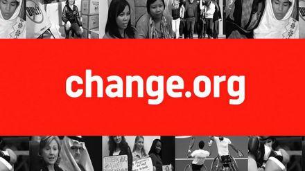 mil21 desmonta a Change.org