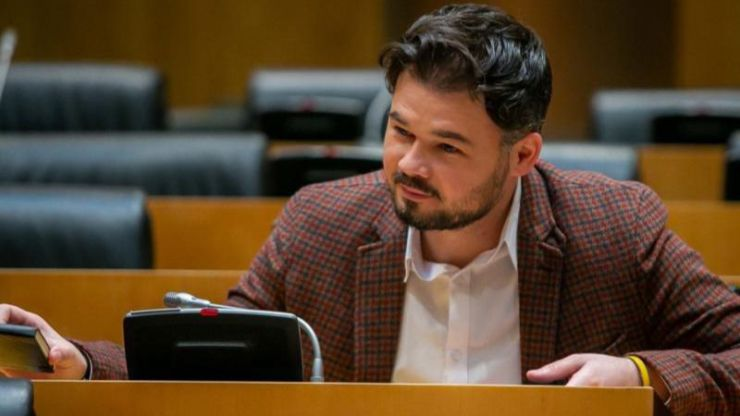 ERC dice sí a Sánchez pero pide a cambio reactivar la mesa de diálogo sobre Cataluña
