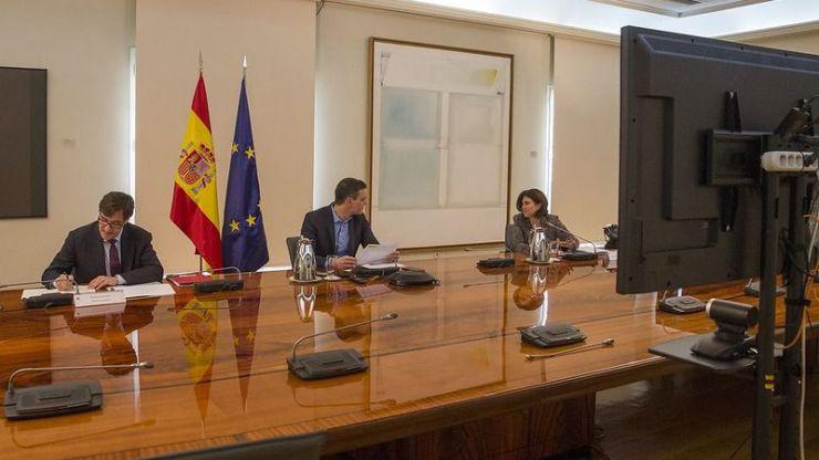 Sanidad confirma que España ya ha superado los 20.000 fallecidos tras sumar 565 muertes en un solo día