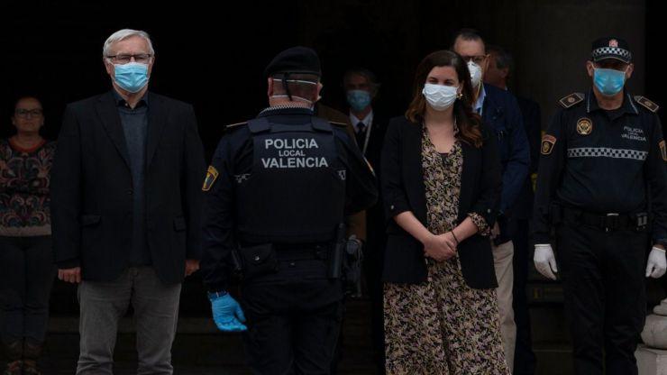 El equipo de gobierno de Valencia dará el 10% de su salario a Fisabio