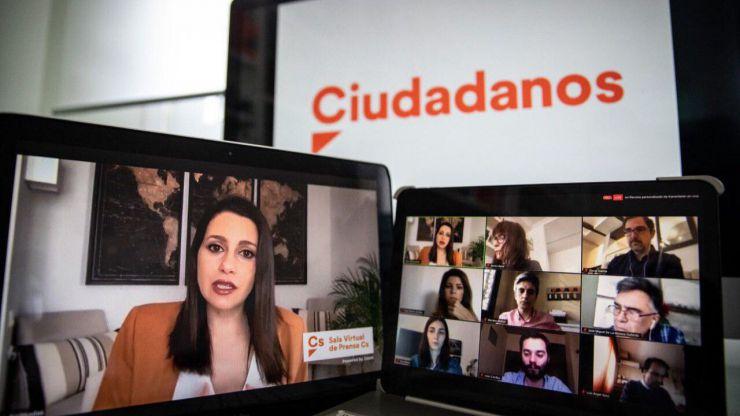 Inés Arrimadas: 'Urge que las palabras se conviertan en hechos'