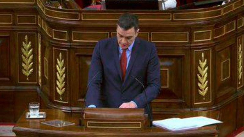 Sánchez anuncia que el confinamiento general 'no se levantará hasta que estemos de verdad preparados para ello'