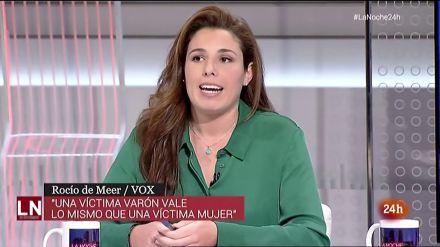Una diputada de Vox pide frenar un golpe de Estado a través de Twitter