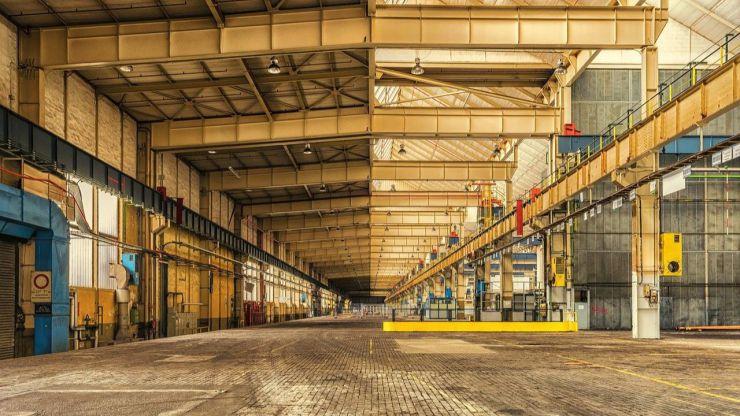 Medidas a implementar en tu nave industrial para mejorar la seguridad