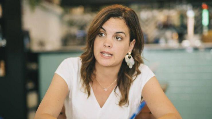 Sandra Gómez anuncia que València