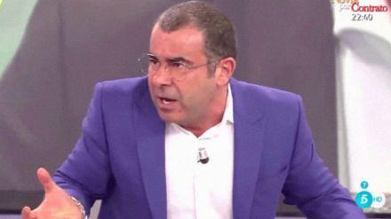 Jorge Javier estalla 'Sálvame' contra Vox: 'Este es un programa de rojos y maricones'