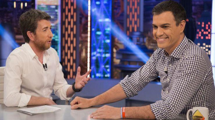 Pablo Motos en 'El Hormiguero': 'El orgullo de Pedro Sánchez le impide decir que la han cagado'