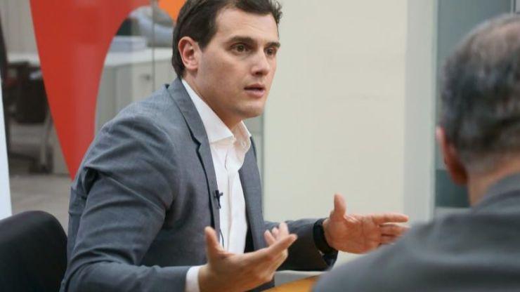 Rivera llama a 'reconstruir' Ciudadanos mirando al 28-A