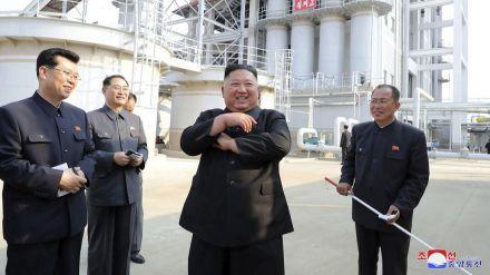 El líder norcoreano Kim Jong-un reaparece en público por primera vez en 20 días