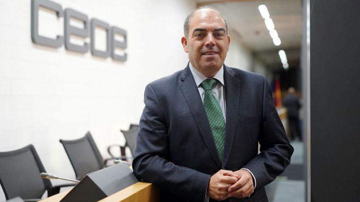 Lorenzo Amor pide ampliar los ERTE hasta después del verano e incluso hasta diciembre en algunos sectores