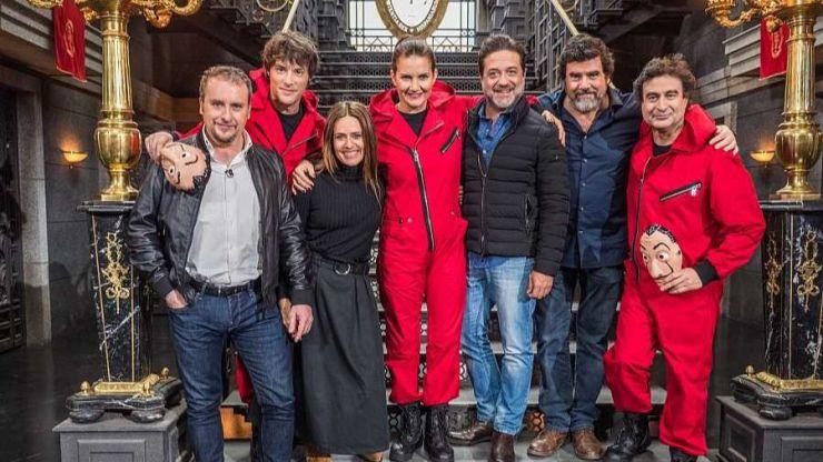 Toñi Prieto vuelve a estar en el ojo del huracán por hacer la competencia a RTVE