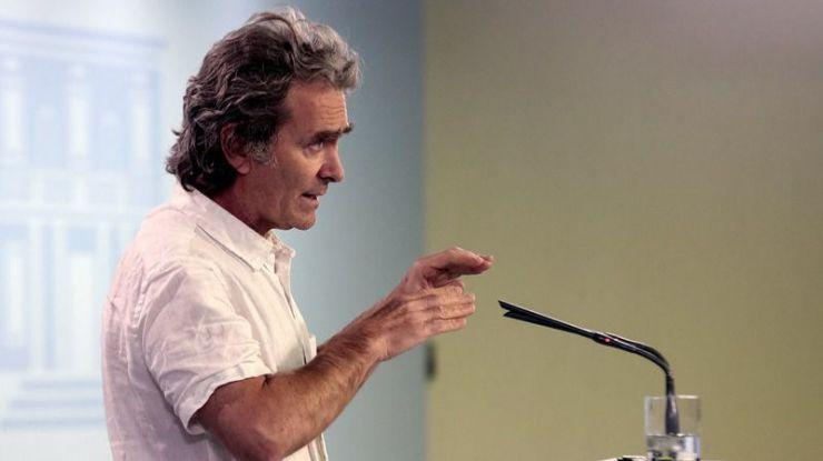 Repunte de muertes por coronavirus en España con llamada de Simón a la 'responsabilidad'