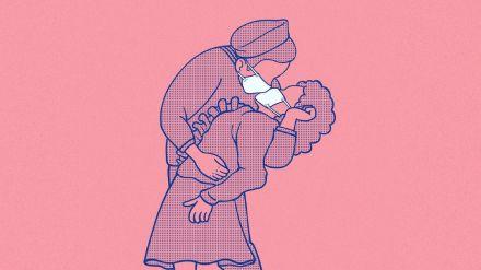 Coronavirus, la mirada humana de la... crisis