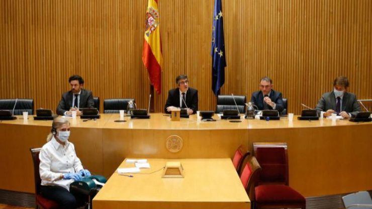 Patxi López, presidente de la comisión parlamentaria de reconstrucción: 'No es una opción no hacer nada'