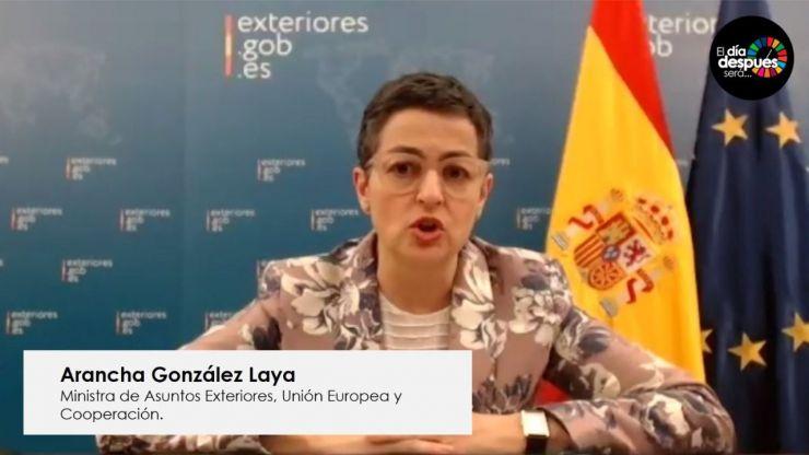 González Laya: