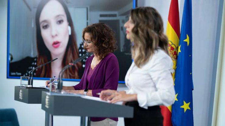 El Gobierno acuerda prorrogar los ERTE hasta el 30 de junio y tiende la mano a Ciudadanos para apoyar los Presupuestos