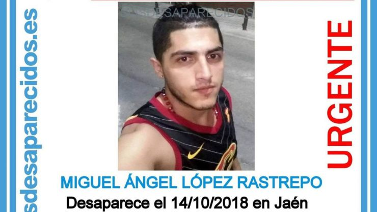 Nueva detención por la muerte del joven que apareció enterrado en un olivar en Jaén