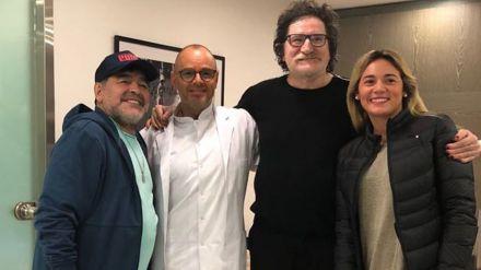 Detenido el falso médico de Maradona: vendía un antiviral para el Covid-19